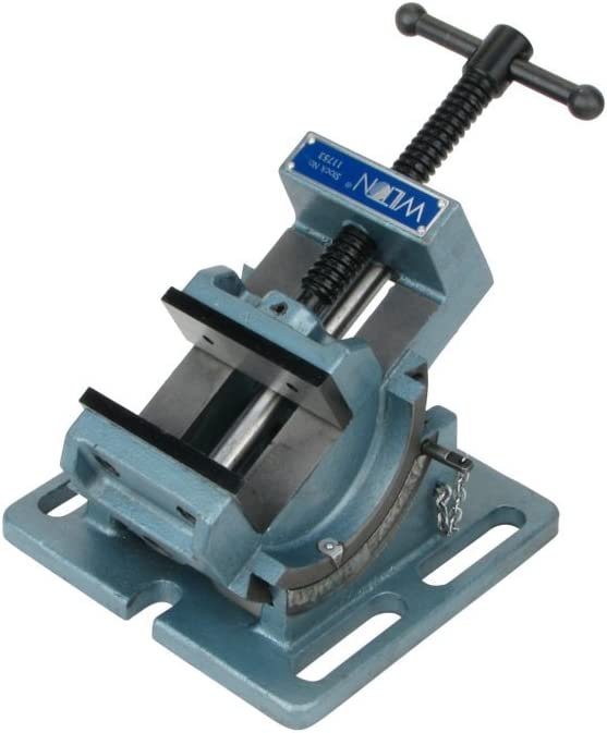 Wilton 3-Inch Cradle Style Angle Drill Press Vise