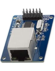 AZDelivery ENC28J60 Ethernet Shield LAN Netwerkmodule compatibel met Arduino Inclusief E-Book!