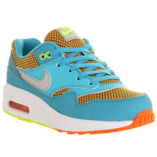Unisex Nike 90 silver volt LE Air orange gamma blue metallic Schuhe GS Max drqwtfq
