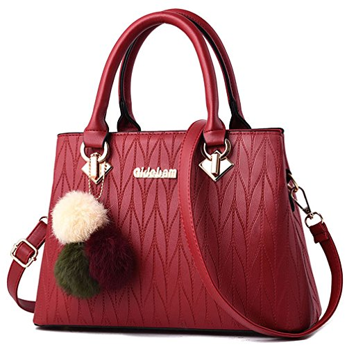 COCIFER Womens Purses and Handbags Shoulder Bag Ladies Designer Satchel Messenger Tote Bag