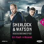 Ein Fluch in Rosarot (Sherlock & Watson - Neues aus der Baker Street 2) | Viviane Koppelmann
