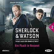 Ein Fluch in Rosarot (Sherlock & Watson - Neues aus der Baker Street 2)   Viviane Koppelmann