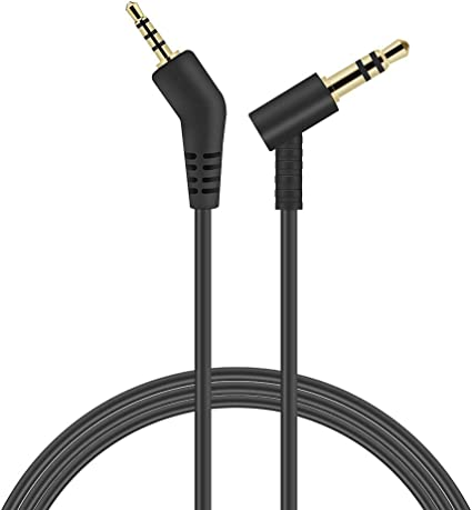 Replacement Extension 1.3M Cable Cord For  Quiet Comfort 3 QC 3 Headphones S