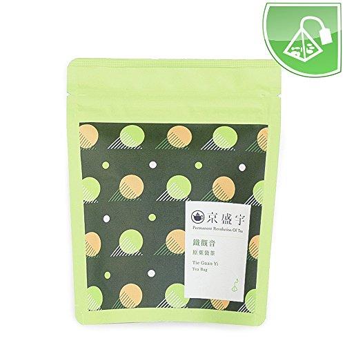 (Taiwan Oolong Tea- Tie Guan Yi(Iron Goddess) Premium Mini Pack, Includes 7 Tea Bags by Jing Sheng Yu)