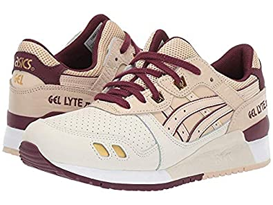 sale special sales sells ASICS Tiger Women's Gel-Lyte III Birch/Beige 10 B US