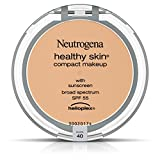 Neutrogena Healthy Skin Compact Makeup Foundation, Broad Spectrum Spf 55, Nude 40, .35 Oz.