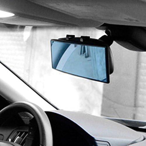Espejo Interior del Coche Gran Campo HD Espejo Retrovisor Gran Angular Espejo Retrovisor 300mm TM Chen Rui