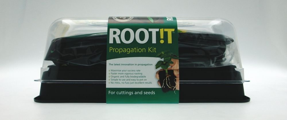 HydroGarden ROOT IT Natural Rooting Sponge Propagation Kit