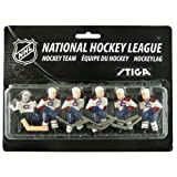 STIGA Montreal Canadiens Table Rod Hockey Players