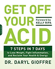 Easy, customizable plans (2-day, 7-day, and longer) to rid your diet of  the acidic foods (sugar, dairy, gluten, excess animal proteins,  processed foods) that cause inflammation and wreak havoc on your health.   Let's talk about the four-let...