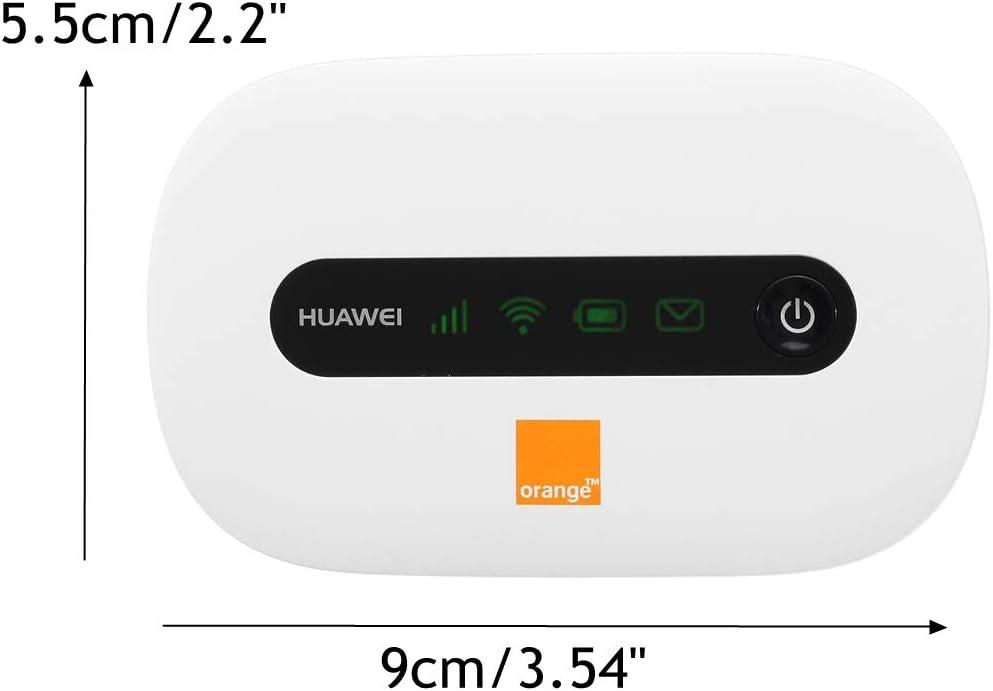 E5220 150Mbps 3G Wifi Router Car Mobile Wifi spot Wireless Broadband Mifi U nlocked Modem With Sim Card Slot DELAMZ