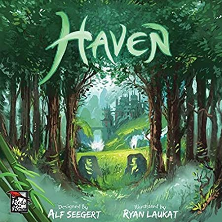 Red Raven Games 019 Rvm Haven by Red Raven Games