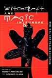 img - for Witchcraft and Magic in Europe, Volume 1: Biblical and Pagan Societies book / textbook / text book