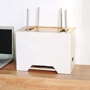 AFEO-soporte para televisor Set Top Box Router de WiFi Foto ...