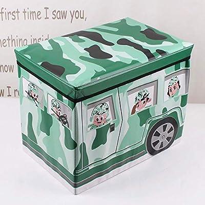 Amazon.es: ZKD - Caja de Limpieza para Coche para niños con Bancos ...