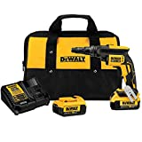 DEWALT DCF622M2 20V MAX XR Versa-ClutchTM Adjustable Torque Screw Gun