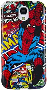 Anymode Marvel Comics Spiderman Polycarbonate Case for Samsung Galaxy S4