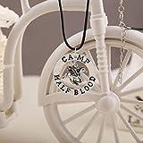 The Last Olympian Camp Half-blood Percy Jackson Pesasus Zeus Half Blood Necklace