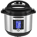 Kitchen & Housewares : Instant Pot Ultra 8 Qt 10-in-1 Multi- Use Programmable Pressure Cooker, Slow Cooker, Rice Cooker, Yogurt Maker, Cake Maker, Egg Cooker, Sauté, Steamer, Warmer, and Sterilizer