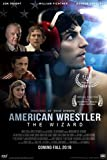 American Wrestler The Wizard Movie Poster 18 x 28 Inches