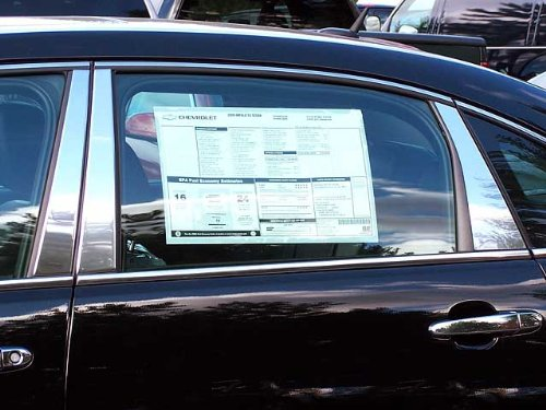 2006-2013 Chevy Impala All Models 6 Piece PIL-144-MB Ferreus Industries Matte Flat Black Pillar Post Trim Cover fits