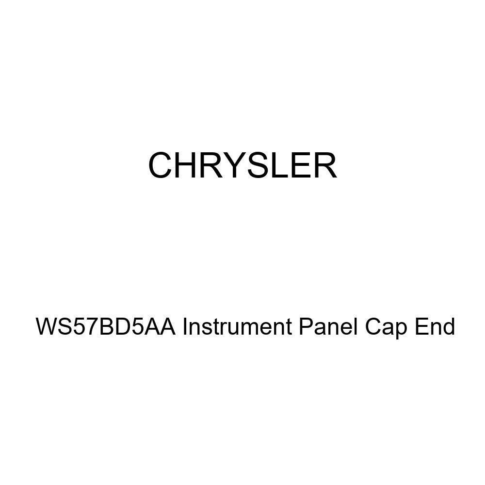 Genuine Chrysler WS57BD5AA Instrument Panel Cap End