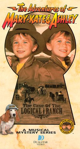 Price comparison product image The Adventures of Mary-Kate & Ashley - The Case of the Logical I Ranch [VHS]