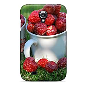Perfect Fit KmY2289alzO Berries 4 Case For Galaxy - S4