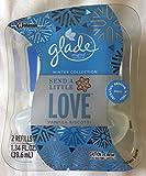 Glade 4 PlugIns Scented Oil Refills Vanilla