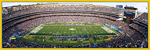 MasterPieces NFL San Diego Chargers 1000 Piece Stadium for sale  Delivered anywhere in USA