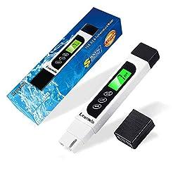 TDS Meter Digital Water Tester, Lxuemlu ...