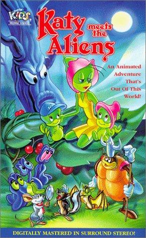 Katy Meets the Aliens [VHS] - Katy Malls