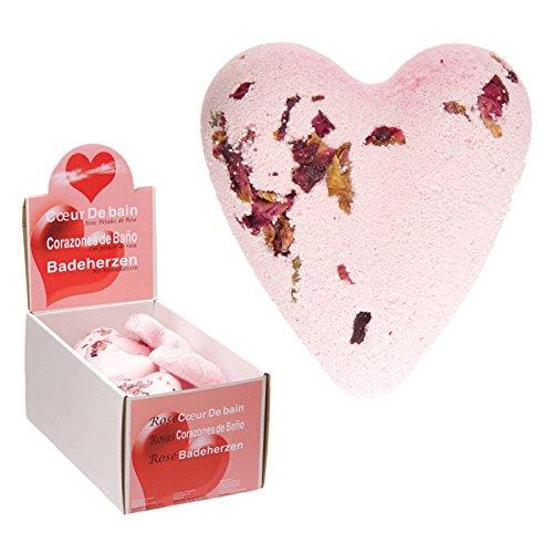 Coeur de Bain x 2 - Rose Puckator