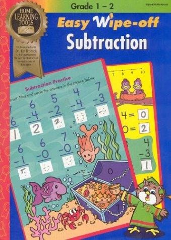 Download Wipe-Off Subtraction (Wipe-Off Workbooks) PDF