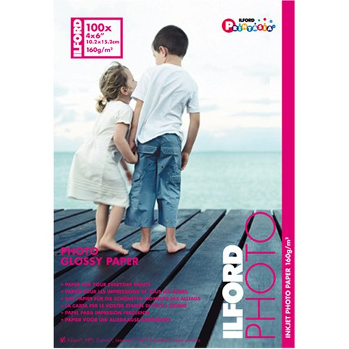 Ilford Glossy Paper - 9