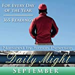 Daily Might: September: A Reading for Each Day in September | Simon Peterson