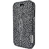 Piel Frama Wallet Case for Apple iPhone 6 / 6S - Stingray Black