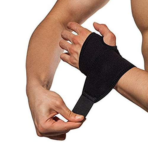 Wrist Brace, Comfort Form Wrist Support Brace, for Carpal Tunnel, Computer Typing
