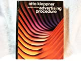 Advertising Procedure, Otto Kleppner and Norman P. Govoni, 0130181196