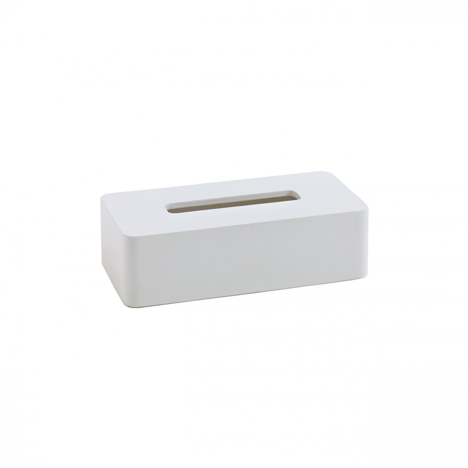 Betere Aquanova Ona Tissue Box White: Amazon.co.uk: Kitchen & Home OH-23