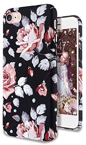 """iPhone 6 Hülle , ivencase Hülle iPhone 6S Hochwertigem Stoßfest Anti-Fingerabdruck Anti-Scratch FeinMatt FederLeicht Hülle Bumper Cover Schutz Tasche Schale Hard case für iPhone 6s/6 4.7"""""""