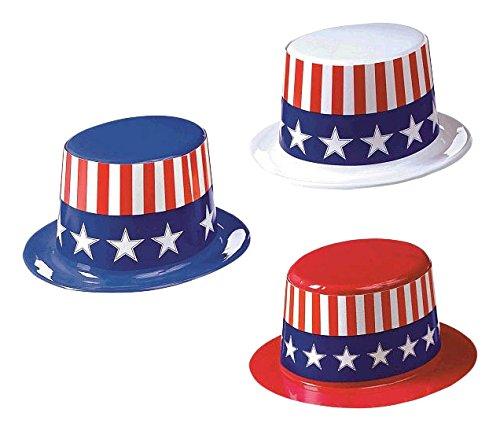 - Patriotic Party Top Hat, 12