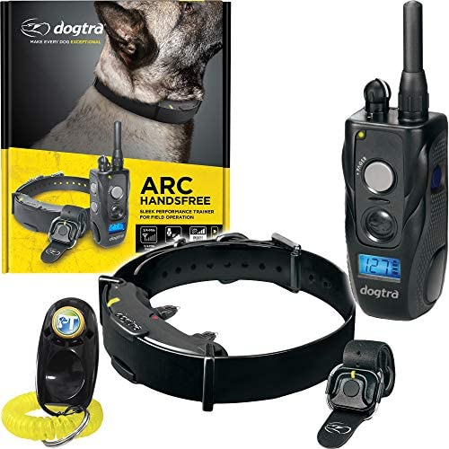 Dogtra HANDSFREE Remote Training Collar product image
