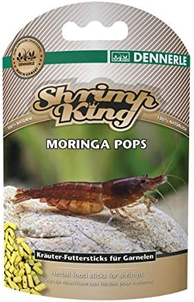 Shrimp King Moringa Pops Freshwater Shrimp Food