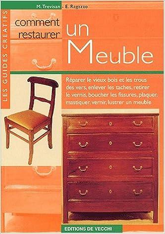 Comment Restaurer Un Meuble 9782732871202 Amazon Com Books