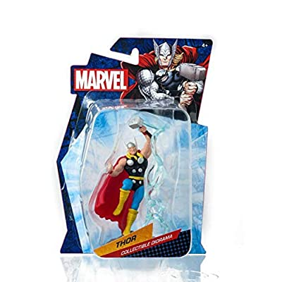 Marvel Thor Collectible Action Figure: Monogram: Toys & Games