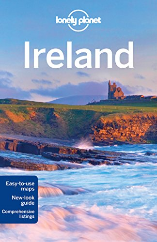 NULL Lonely Planet Ireland (Country Travel Guide)