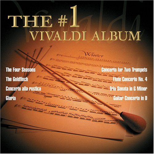 5143X86X9CL - #1 Vivaldi Album