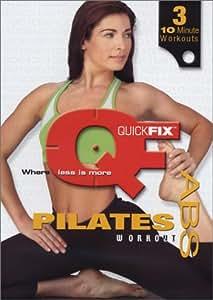 Quick Fix - Pilates ABS Workout
