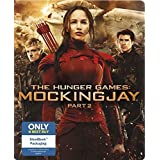The Hunger Games: Mockingjay - Part 2 Exclusive Limited Edition Steelbook (Blu Ray + DVD + Digital HD)